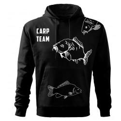 Mikina s kapry - carp team