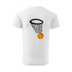 Tričko s basketbalistou...