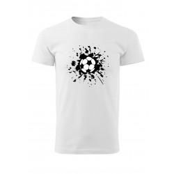 Tričko s fotbalovým míčem