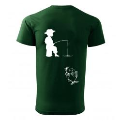 Dětský rybář - tričko