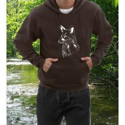 AKČNÍ CENA - mikina s liškou