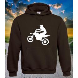 Mikina s motorkou