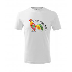 Dětské tričko s kohoutem