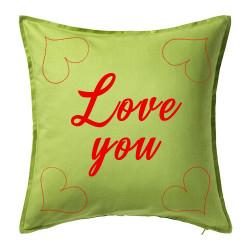 Polštář love you